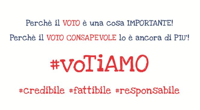 #voTiAMO. Contrastiamo l'astensionismo