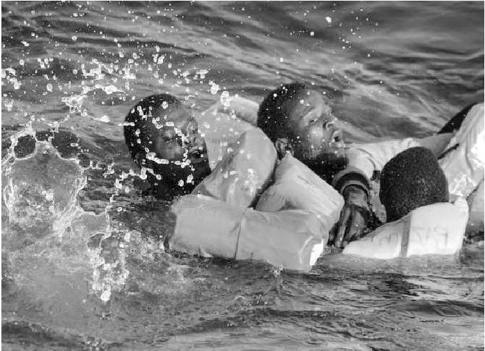 «Viaggi Disperati». Nel 2018 sei morti al giorno nel Mediterraneo