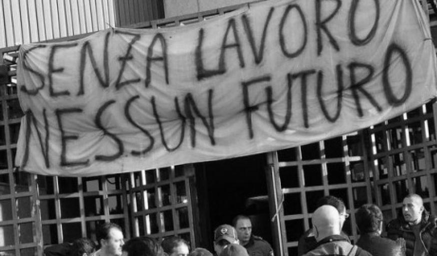La disoccupazione nel Lazio. Più di 500mila i senza lavoro