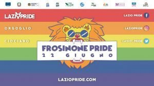 Lazio Pride. Appuntamento a Frosinone
