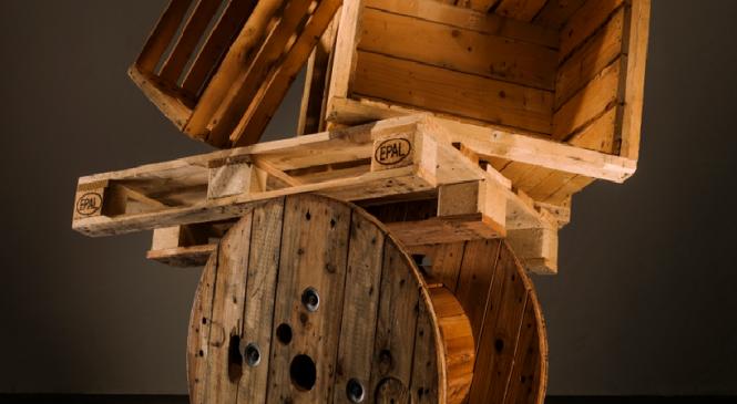 Riciclo del legno. Un successo italiano