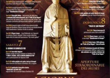 Anagni torna al Medioevo con «I Giorni dello Schiaffo»