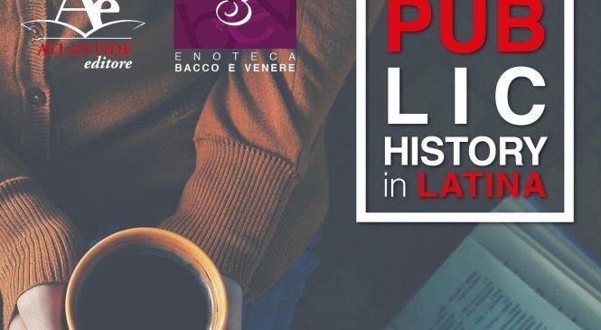 «Public History in Latina». Quattro storie del Novecento