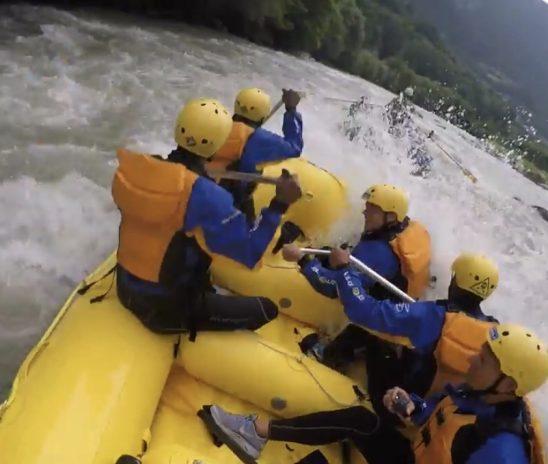 Rafting, paracadute, equitazione: Ecco i week end preferiti dalle donne
