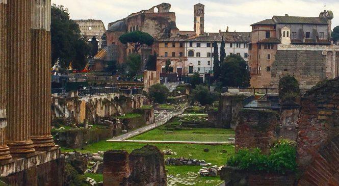 Capodanno in città. Gli italiani preferiscono Roma