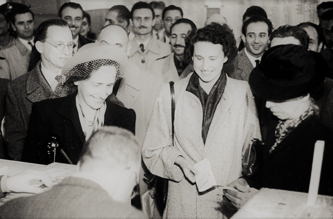 Le donne al voto. Terracina ricorda Clementina Caligaris