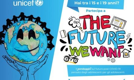 The future we want. I giovani si raccontano