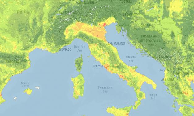 La subsidenza e i rischi per l'uomo