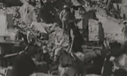 Scoperta nei fondali dello Stretto la faglia del terremoto del 1908