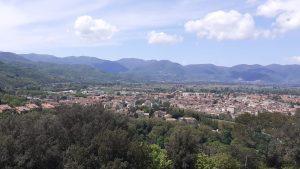 Il Giro d'Italia a Rieti