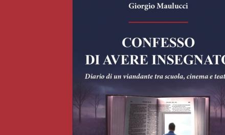 Confesso di avere insegnato. Il libro di Maulucci a Cori