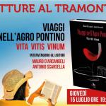 Viaggi nell'Agro Pontino. Vita, vitis, vinum. A Letture al Tramonto