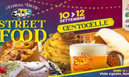 Lo Steet food arriva nel quartiere romano di Centocelle