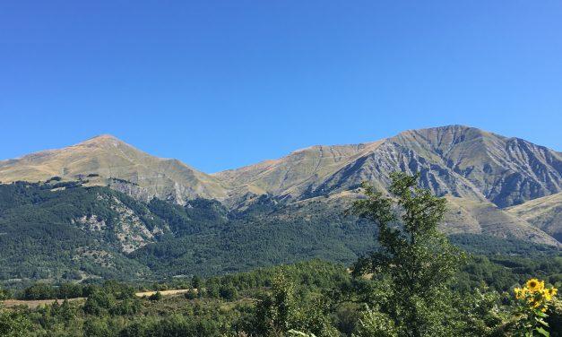 Montagne più verdi col cambiamento climatico